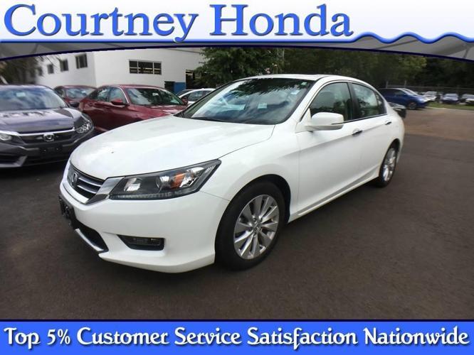 2015 honda accord ex l ex l 4dr sedan for sale in milford for Honda milford ct