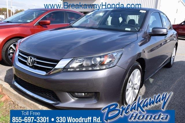 2015 Honda Accord EX-L V6 EX-L V6 4dr Sedan