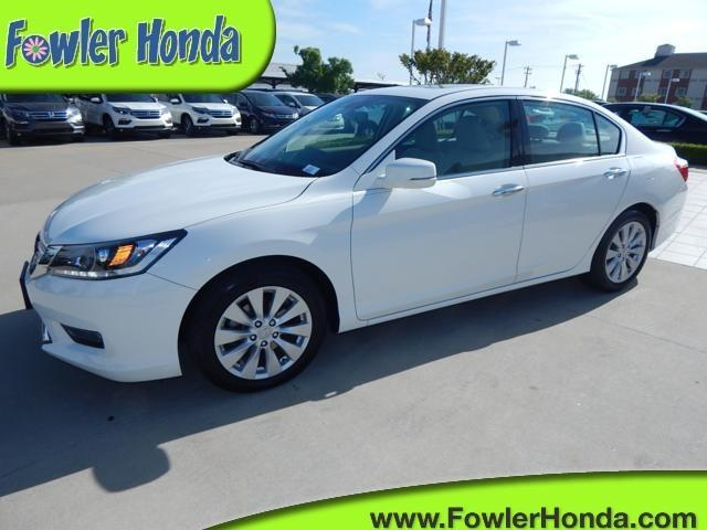 2015 Honda Accord Ex L V6 Ex L V6 4dr Sedan For Sale In