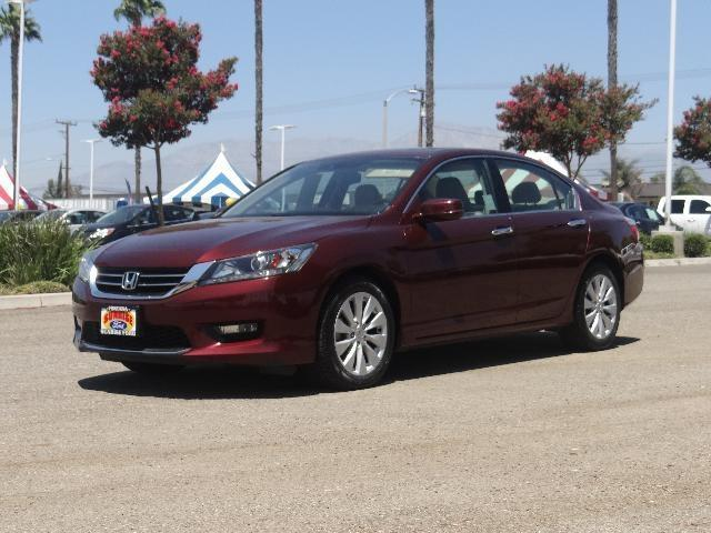 2015 Honda Accord EX-L V6 w/Navi EX-L V6 4dr Sedan