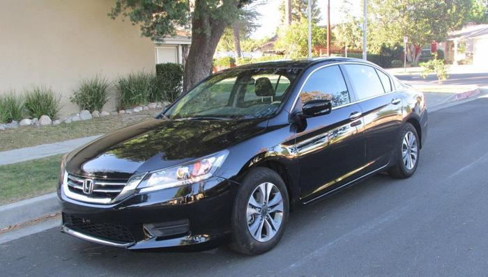 //2015 Honda Accord LX//