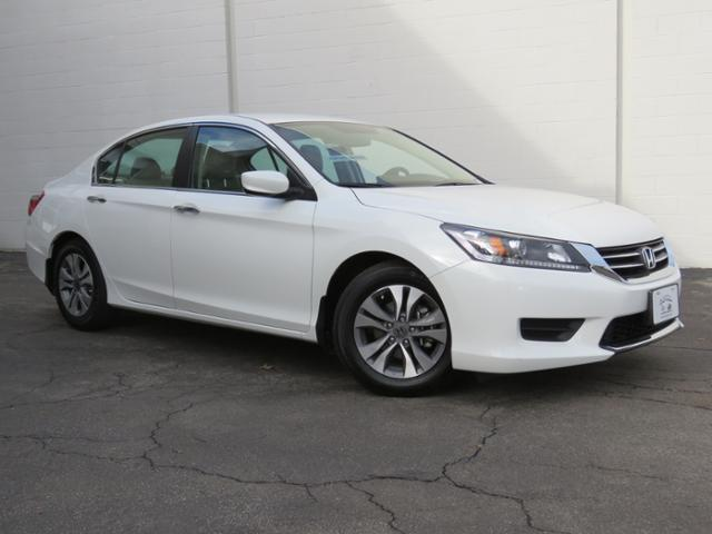2015 Honda Accord Lx Lx 4dr Sedan Cvt For Sale In