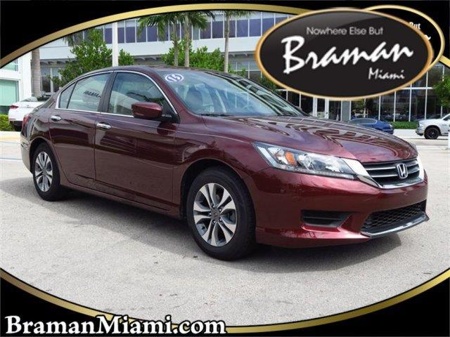 2015 honda accord lx lx 4dr sedan cvt for sale in miami. Black Bedroom Furniture Sets. Home Design Ideas