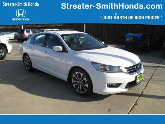 2015 honda accord sport 4dr sedan cvt for sale in conroe texas classified. Black Bedroom Furniture Sets. Home Design Ideas