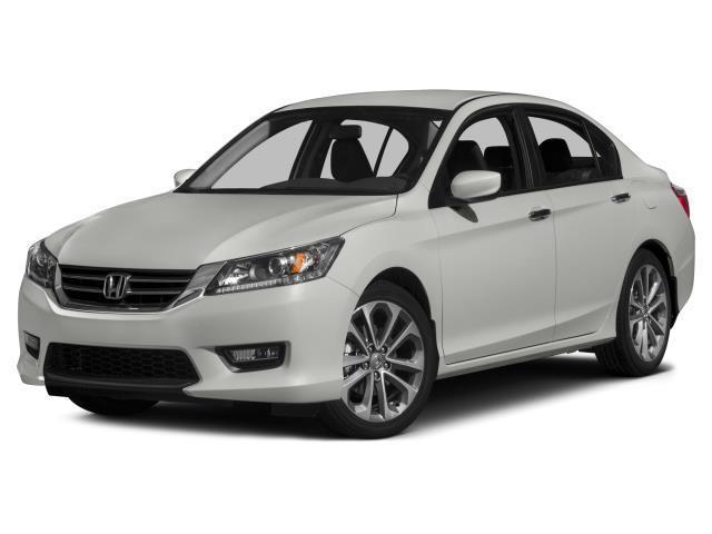 2015 Honda Accord Sport Sport 4dr Sedan CVT