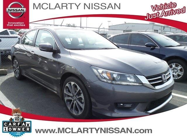 2015 honda accord sport sport 4dr sedan cvt for sale in north little rock arkansas classified. Black Bedroom Furniture Sets. Home Design Ideas