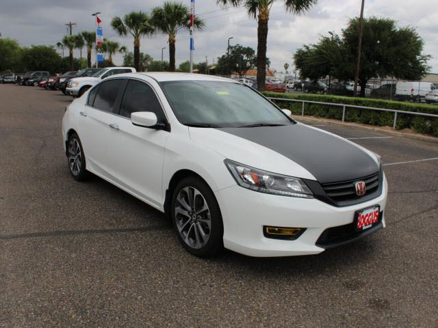 2015 honda accord sport sport 4dr sedan cvt for sale in mcallen texas classified. Black Bedroom Furniture Sets. Home Design Ideas