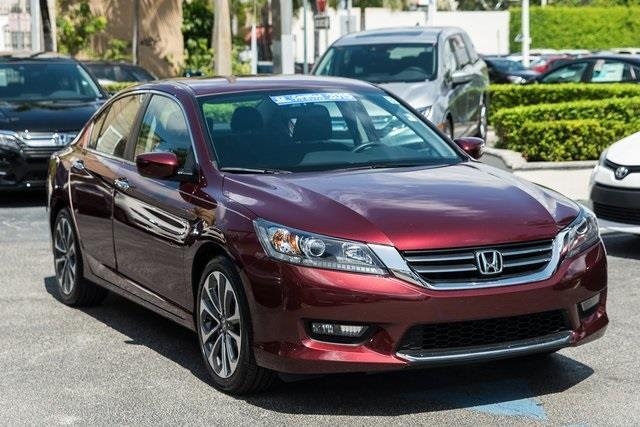 2015 honda accord sport sport 4dr sedan cvt for sale in miami florida classified. Black Bedroom Furniture Sets. Home Design Ideas