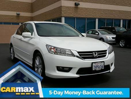 2015 Honda Accord Touring Touring 4dr Sedan