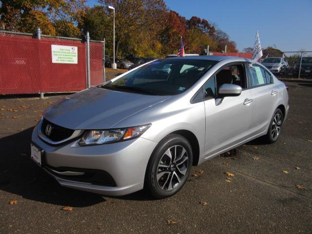 2015 Honda Civic EX EX 4dr Sedan