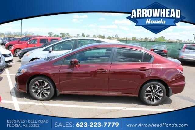 2015 honda civic ex ex 4dr sedan for sale in peoria arizona classified. Black Bedroom Furniture Sets. Home Design Ideas