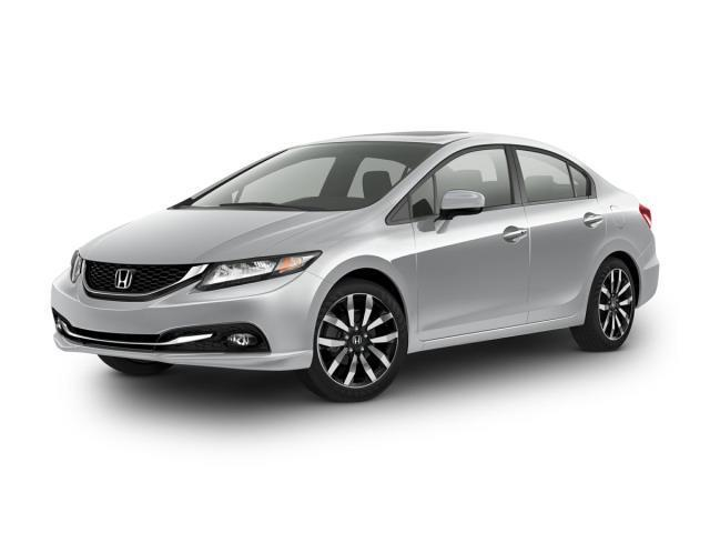 2015 Honda Civic EX-L EX-L 4dr Sedan