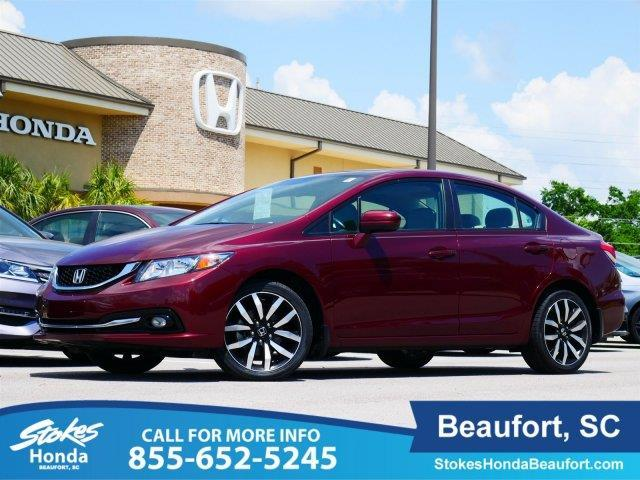 2015 honda civic ex l ex l 4dr sedan for sale in beaufort south carolina classified. Black Bedroom Furniture Sets. Home Design Ideas