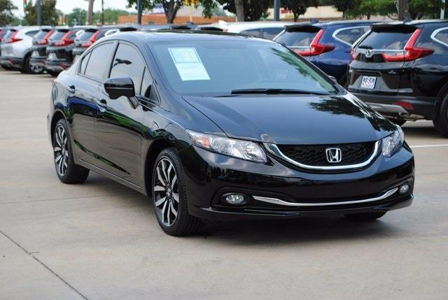 2015 honda civic ex l ex l 4dr sedan for sale in dallas texas classified. Black Bedroom Furniture Sets. Home Design Ideas
