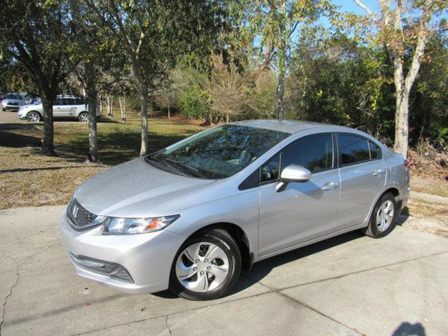 2015 Honda Civic LX LX 4dr Sedan 5M