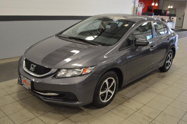 2015 Honda Civic SE SE 4dr Sedan for Sale in Lancaster ...