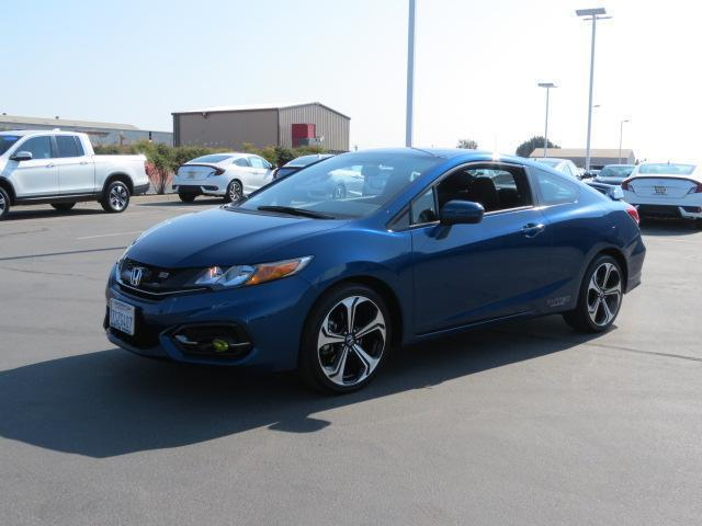 2015 Honda Civic Si Si 2dr Coupe
