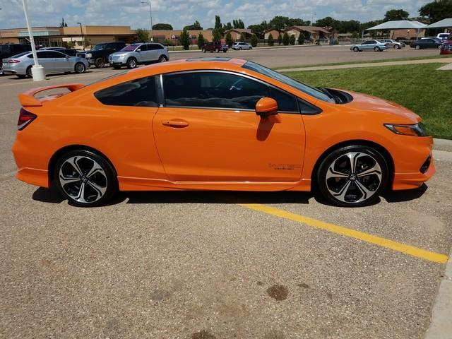 2015 honda civic si si 2dr coupe for sale in lubbock