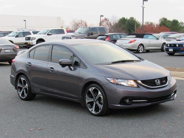2015 honda civic si si 4dr sedan for sale in woodbridge virginia classified. Black Bedroom Furniture Sets. Home Design Ideas