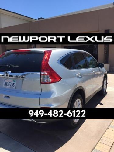 2015 Honda CR-V EX EX 4dr SUV