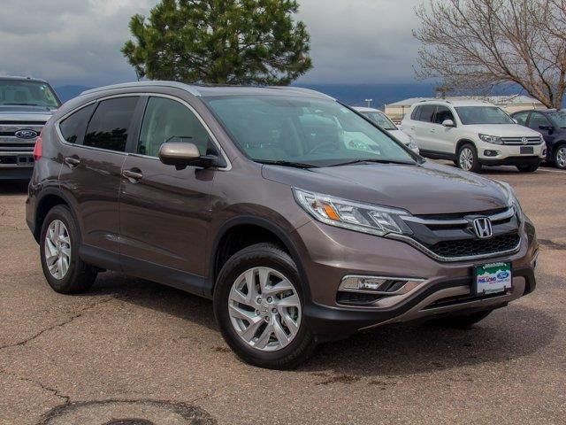 2015 honda cr v ex l awd ex l 4dr suv for sale in colorado