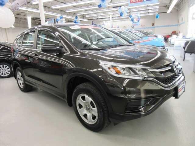 2015 Honda CR-V LX AWD LX 4dr SUV