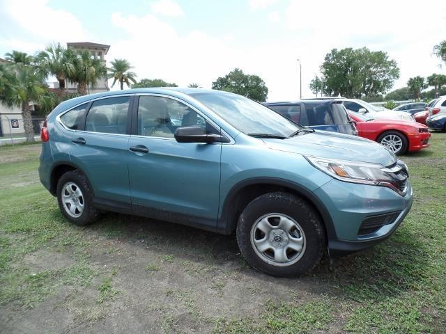 2015 honda cr v lx lx 4dr suv for sale in lakeland florida classified. Black Bedroom Furniture Sets. Home Design Ideas