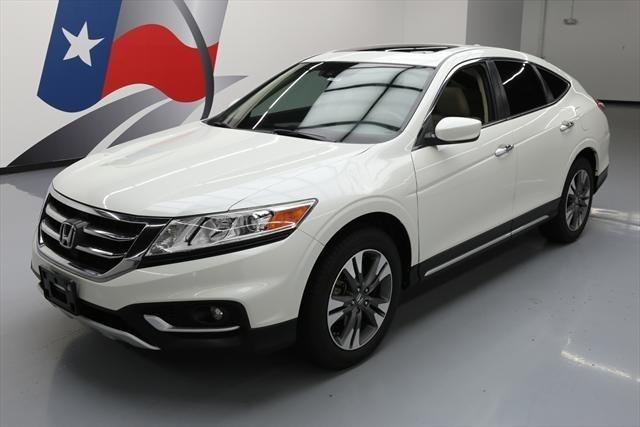 2015 honda crosstour ex l v6 ex l v6 4dr crossover for sale in houston texas classified. Black Bedroom Furniture Sets. Home Design Ideas