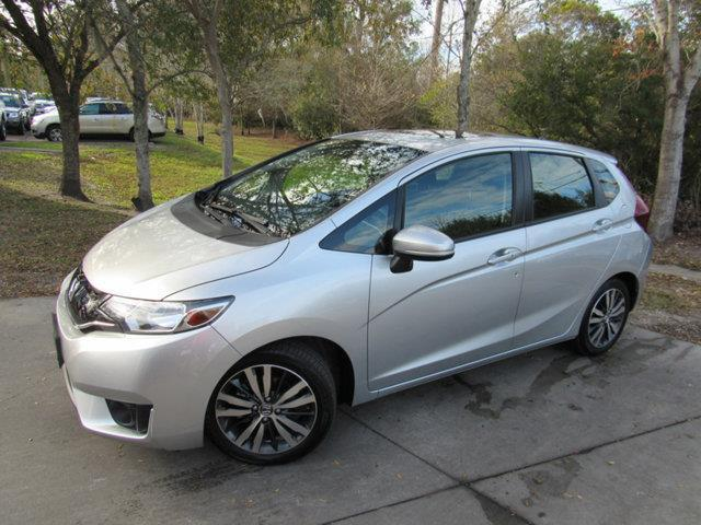 2015 Honda Fit EX EX 4dr Hatchback CVT