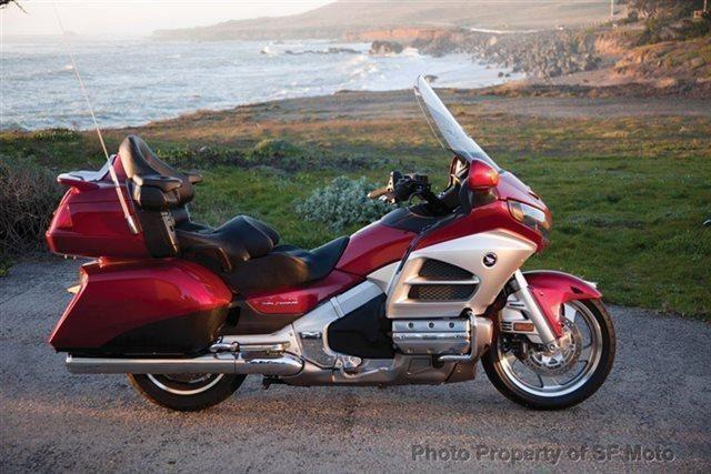 2015 Honda GL1800 Goldwing New Goldwing
