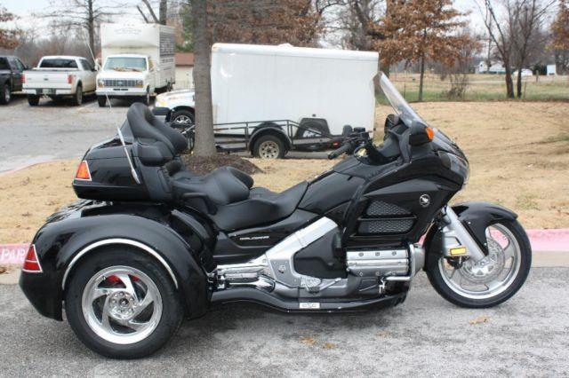 2015 Honda Goldwing Gl1800hpmf Csc Viper 40th Anniversary