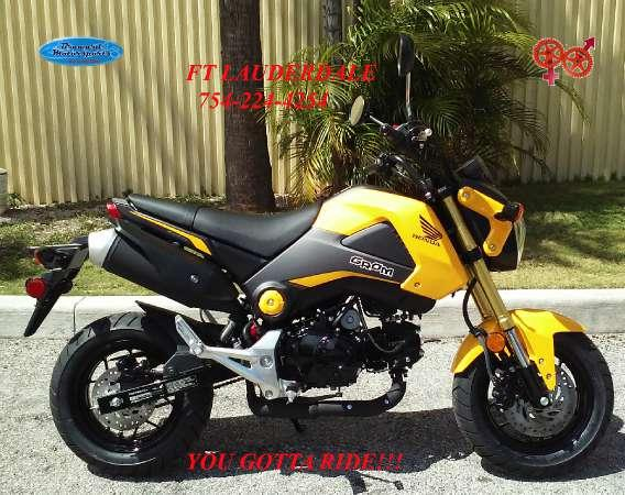 2015 honda grom grom125 for sale in miami florida classified. Black Bedroom Furniture Sets. Home Design Ideas