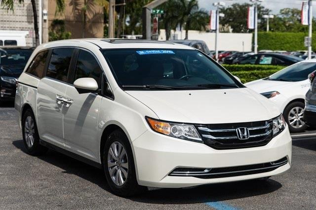 2015 honda odyssey ex l ex l 4dr mini van for sale in