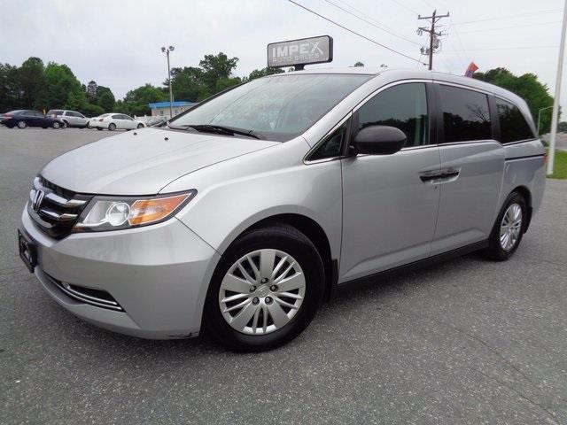 2015 honda odyssey lx lx 4dr mini van for sale in greensboro north carolina classified. Black Bedroom Furniture Sets. Home Design Ideas