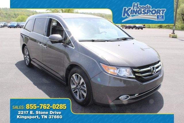 2015 honda odyssey touring 4dr mini van for sale in bloomingdale tennessee classified. Black Bedroom Furniture Sets. Home Design Ideas