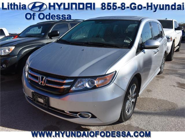 2015 Honda Odyssey Touring Touring 4dr Mini Van For Sale