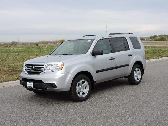 2015 honda pilot 4x4 lx 4dr suv for sale in billings for Honda large suv