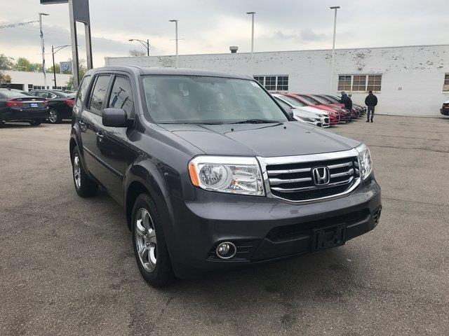 2015 honda pilot ex l 4x4 ex l 4dr suv for sale in chicago illinois classified. Black Bedroom Furniture Sets. Home Design Ideas