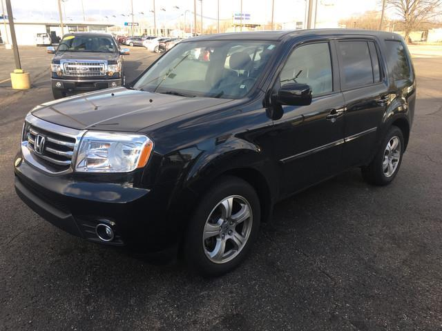 2015 honda pilot ex l w dvd 4x4 ex l 4dr suv w dvd for sale in elkhart indiana classified. Black Bedroom Furniture Sets. Home Design Ideas