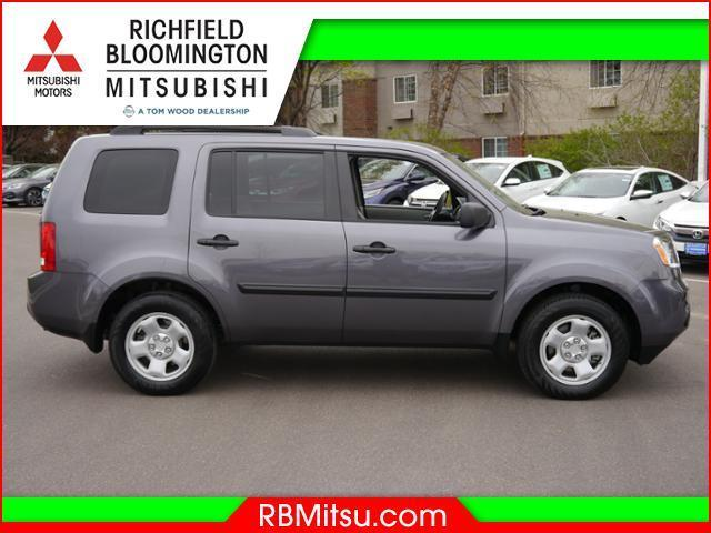 2015 honda pilot lx 4x4 lx 4dr suv for sale in minneapolis minnesota classified. Black Bedroom Furniture Sets. Home Design Ideas