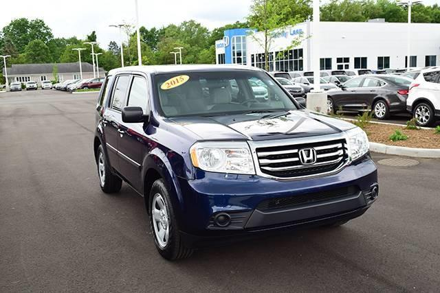 2015 honda pilot lx 4x4 lx 4dr suv for sale in elkhart indiana classified. Black Bedroom Furniture Sets. Home Design Ideas
