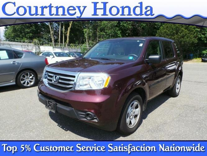 2015 honda pilot lx 4x4 lx 4dr suv for sale in milford for Honda milford ct
