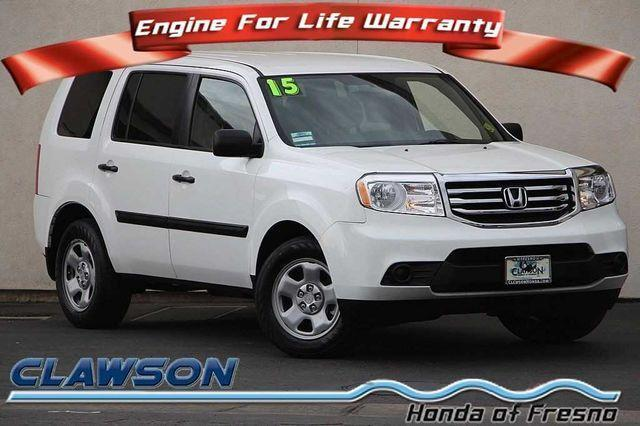 2015 honda pilot lx lx 4dr suv for sale in fresno california classified. Black Bedroom Furniture Sets. Home Design Ideas