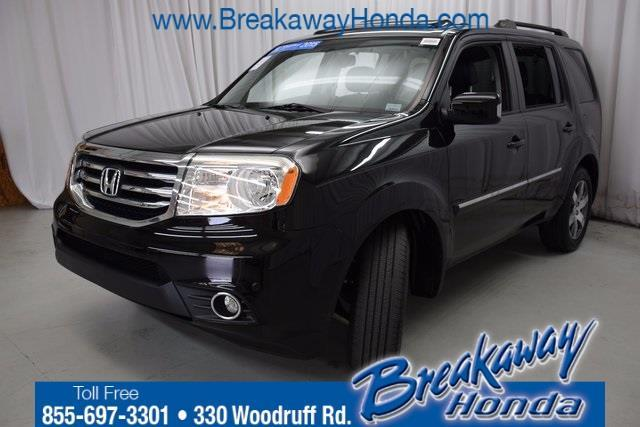 2015 honda pilot touring 4x4 touring 4dr suv for sale in greenville south carolina classified. Black Bedroom Furniture Sets. Home Design Ideas