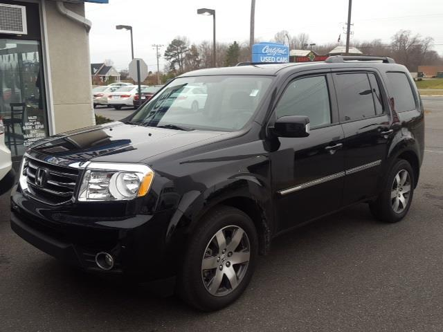 2015 honda pilot touring 4x4 touring 4dr suv for sale in dover delaware classified. Black Bedroom Furniture Sets. Home Design Ideas