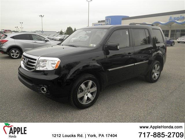 2015 honda pilot touring 4x4 touring 4dr suv for sale in york pennsylvania classified. Black Bedroom Furniture Sets. Home Design Ideas
