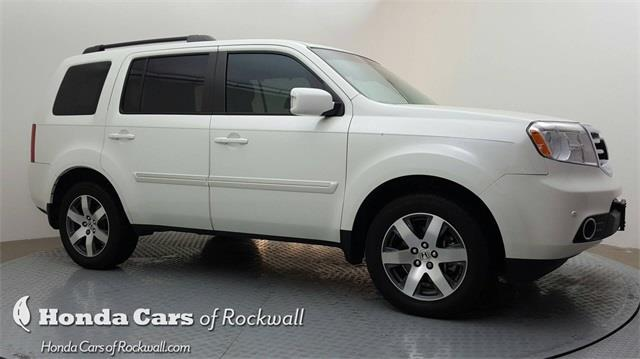 2015 honda pilot touring touring 4dr suv for sale in rockwall texas classified. Black Bedroom Furniture Sets. Home Design Ideas