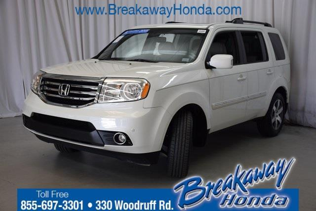 2015 honda pilot touring touring 4dr suv for sale in greenville south carolina classified. Black Bedroom Furniture Sets. Home Design Ideas