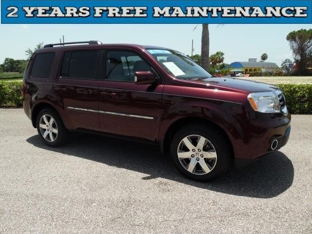 2015 honda pilot touring touring 4dr suv for sale in port richey florida classified. Black Bedroom Furniture Sets. Home Design Ideas