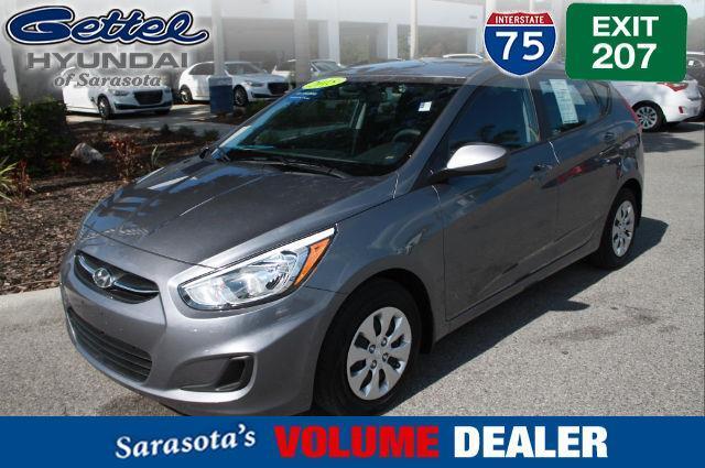 Gettel Hyundai Sarasota >> 2015 Hyundai Accent GS GS 4dr Hatchback for Sale in Sarasota, Florida Classified ...